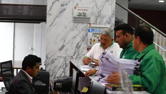 El candidato Ricardo Vásquez busca llegar al Parlamento con el Partido Popular Cristiano. (Foto: GEC)