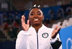 Está de regreso: Simone Biles participará en la final de barra de equilibrios en Tokio 2020