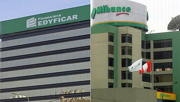 La SBS autorizó a Edyficar la compra de acciones de Mibanco