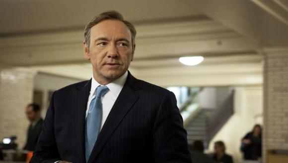 """Netflix cuelga la primera temporada de """"House of Cards"""" con comentarios de sus directores"""