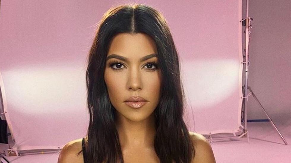 Kourtney Kardashian cambió así con los años. (Fotos: Instagram)