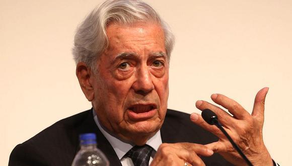 Mario Vargas Llosa aseguró que el gobierno chino ocultó el descubrimiento del coronavirus.