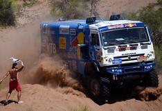 Dakar 2018: lo mejor que dejó la competencia en camiones