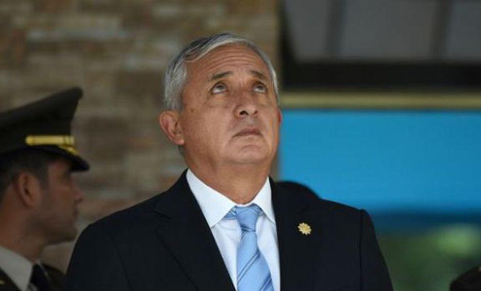 Guatemala: Presidente Pérez niega participación en corrupción