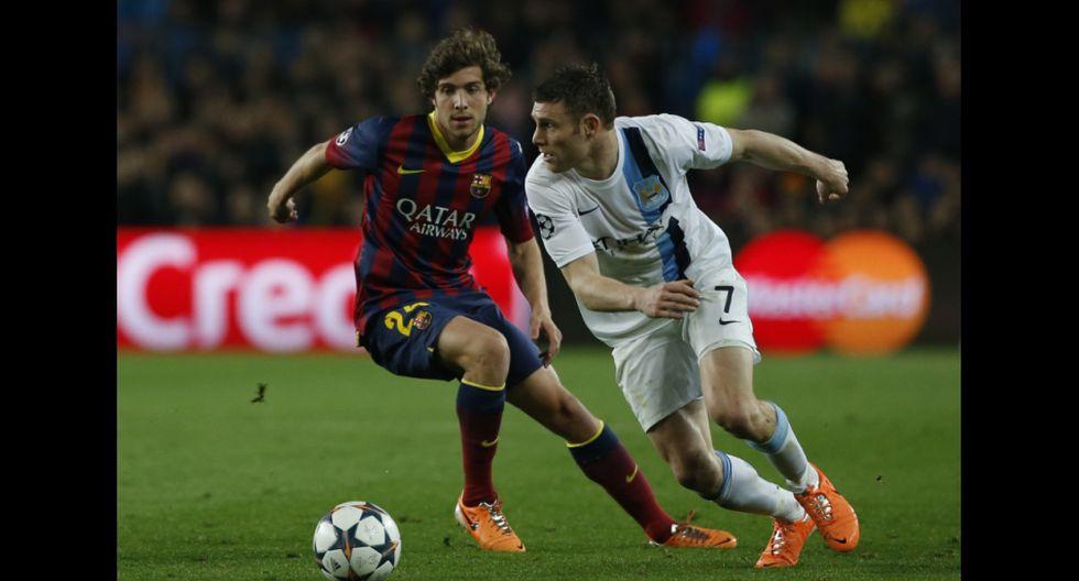 Los 12 jugadores del Barcelona que podrían cambiar de equipo - 8