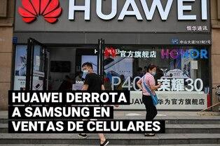 Huawei lidera ventas en medio de guerra comercial entre EE.UU. y China