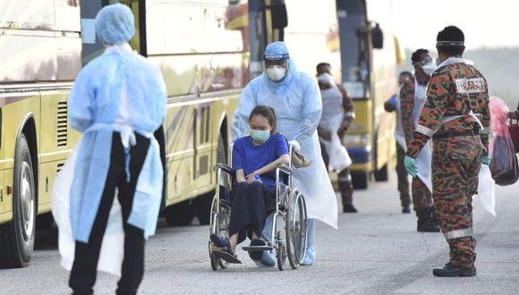 El coronavirus ha cobrado cientos de víctimas en China. (Foto: AP)