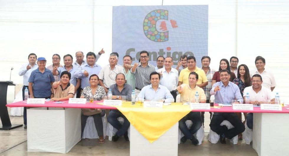 Peruanos por el Kambio se cambió de nombre a Contigo el año pasado. En las últimas elecciones congresales no pasó la valla electoral.(Foto: difusión)