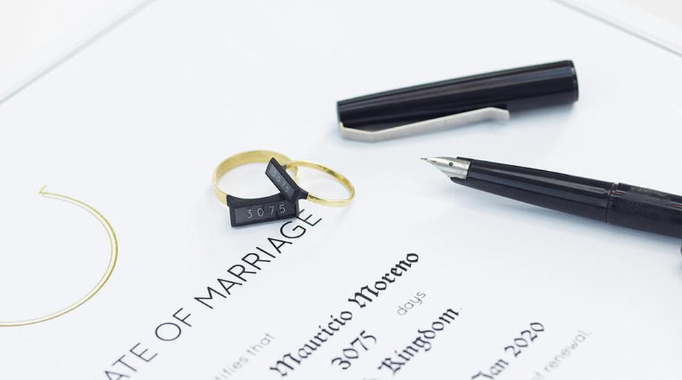 Diseño y matrimonio: ¿Cómo será el futuro para los casados? - 1