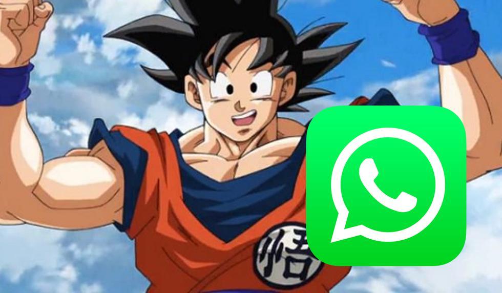 Este es el emoji de Dragon Ball Z que está presente en WhatsApp y muy pocos se dieron cuenta. (Foto: Toei)