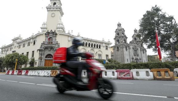 El Gobierno endureció las medidas contra el COVID-19. (Foto: Miguel Yovera | GEC)