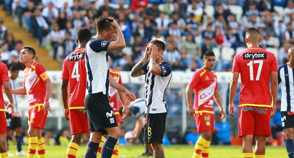 Alianza Lima vs. Sport Huancayo EN VIVO ONLINE: juegan por el Torneo Clausura. | Foto: Violeta Ayasta