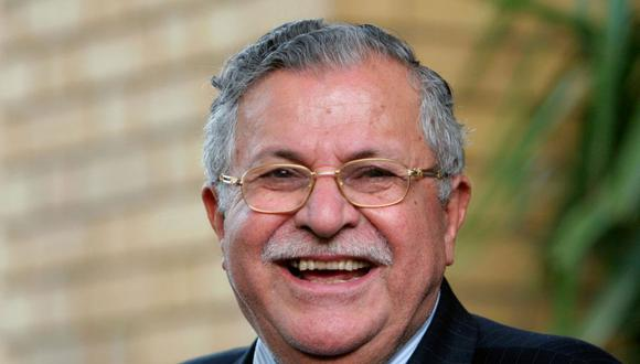 Yalal Talabani (Reuters).