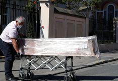 Coronavirus en Francia: los ataúdes no paran de llegar a un hogar de ancianos en París | FOTOS