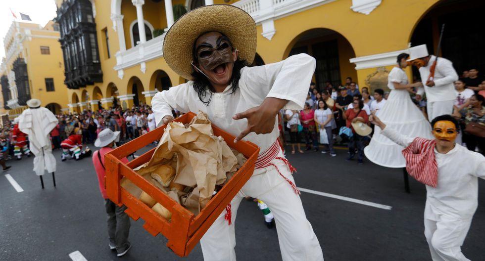 Súmate a esta tradicional fiesta limeña con carros alegóricos, comparsas, danzantes y muchas actividades más.(Foto: Difusión)