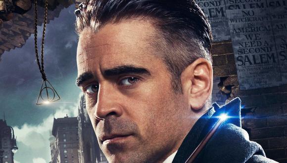 "Colin Farrell no podrá interpretar a Grindelwald ""Animales fanáticos 3"" (Foto: Warner Bros.)"
