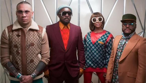 """Black Eyed Peas estrena su disco """"Translation"""" con la colaboración de Shakira, Maluma, J Balvin y otros artistas.  (Foto: Instagram)"""