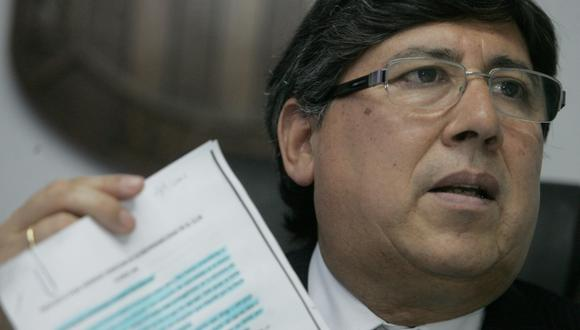 Investigan a juez que aceptó hábeas corpus de 'Pocho' Alarcón