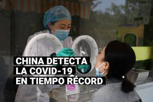 China: empresa de biotecnología produce pruebas PCR de COVID-19 en solo 30 minutos