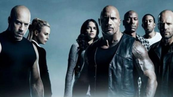 Fast and Furious 9 recordings