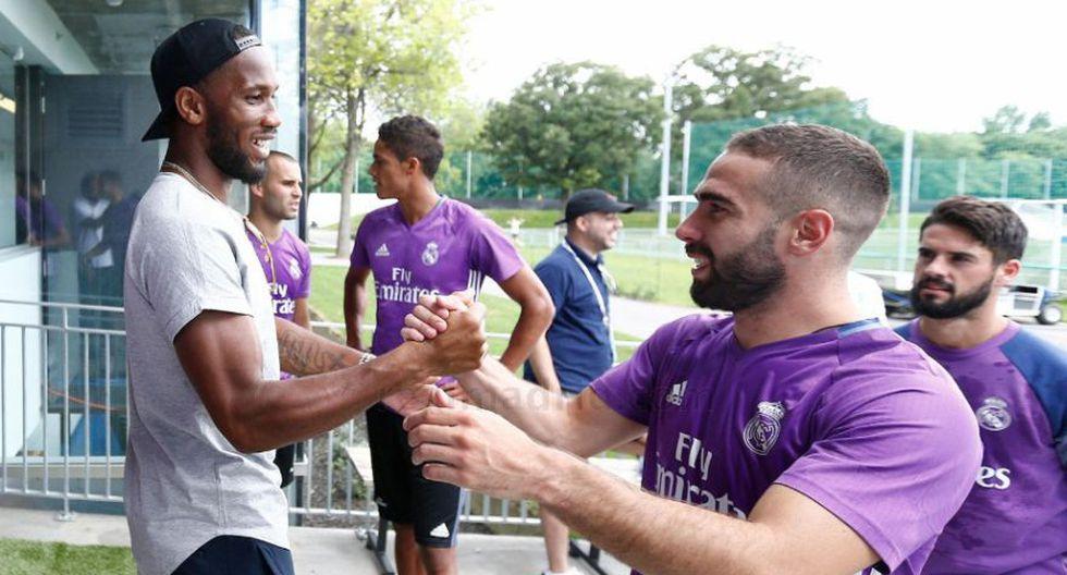 """Didier Drogba en Real Madrid: """"Cristiano merece Balón de Oro"""" - 6"""