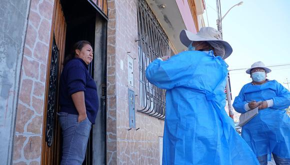 Moquegua: señaló que el bajo porcentaje de gasto para enfrentar la pandemia ubica a esa región entre las últimas del Perú. (Foto: Gore Moquegua)