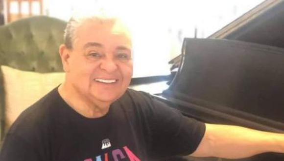 El famoso pianista Richie Ray y su esposa dieron positivo a COVID-19. (Foto: @richierayoficial)