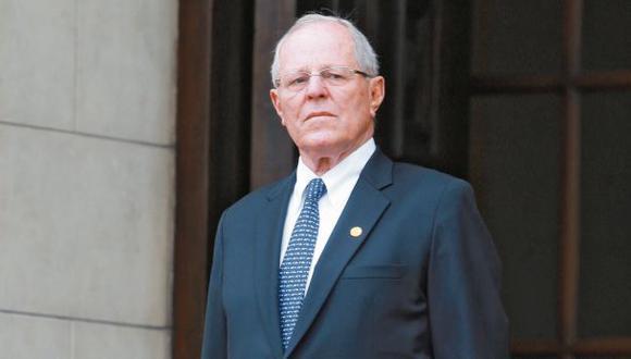 El ex presidente se encuentra actualmente con impedimento de salida del país por el Caso Odebrecht. (Foto: Rolly Reyna/El Comercio)
