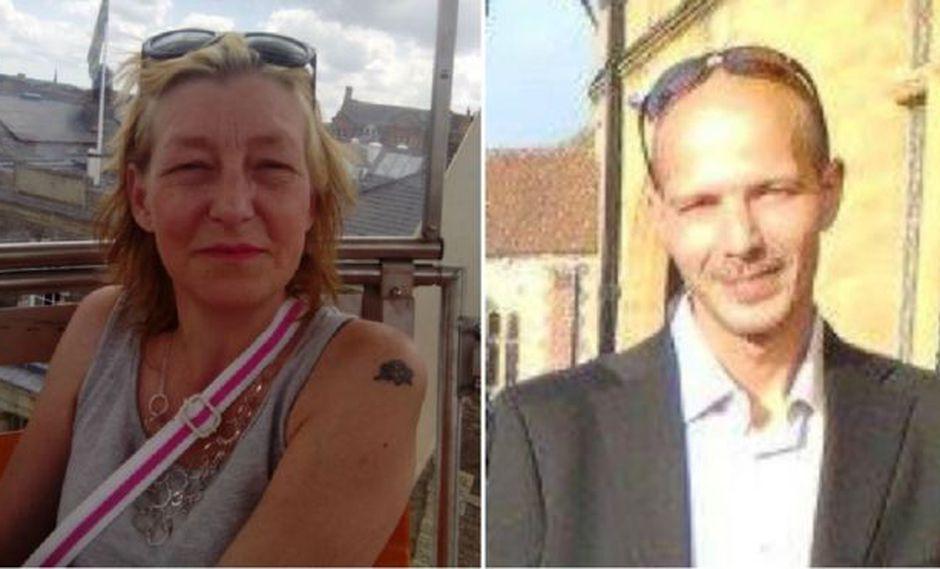 Los personas afectadas fueron identificados como Charlie Rowley y Dawn Sturgess, ambos de 44 años. El primero vive cerca de Salisbury y la mujer en una residencia para personas sin techo.