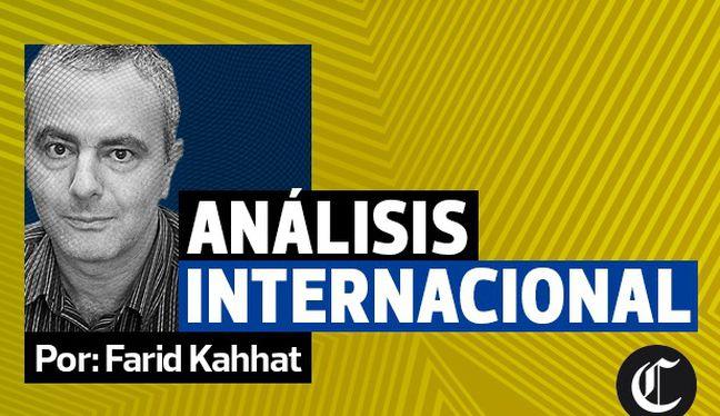 Análisis internacional por Farid Kahhat. Viernes 1 de noviembre.