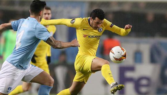 Chelsea vs. Malmo EN VIVO: este jueves en Suecia por la Europa League. (Foto: Reuters)