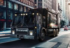 Mack apuesta por la electrificación de los camiones de basura   FOTOS