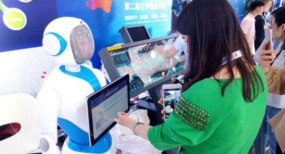 Trabajo científico en China (Foto: AP)
