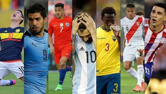 BBC: en qué duelos se juega cada país la clasificación a Rusia