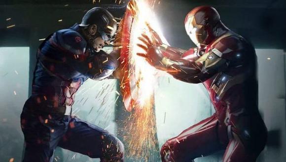 """""""Civil War"""": ¿Por qué ser  #TeamCap o #TeamIronMan?"""