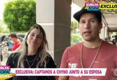 Chyno Miranda y Natasha son captados juntos en Miami y responden a rumores de separación │VIDEO