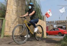 Personas que lleguen en bicicleta a Pantanos de Villa tendrán 50% de descuento en el boleto de entrada