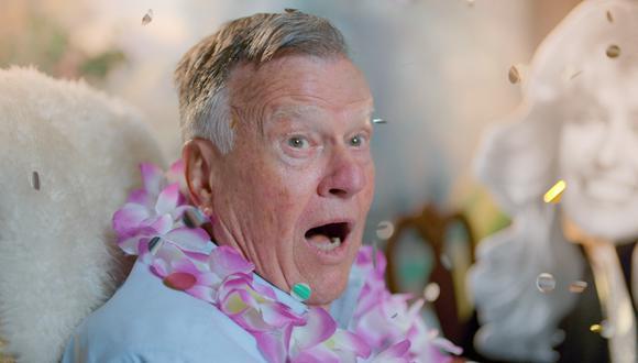 """Descansa en paz, Dick Johnson"", de reciente estreno en Netflix. Se trata del segundo largo de la experimentada camarógrafa Kirsten Johnson. (Foto: Netflix)"