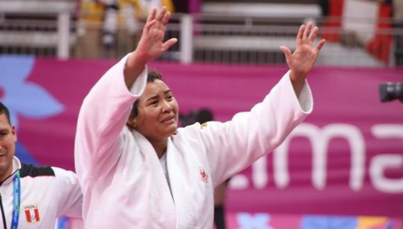 Yuliana Boívar dejó su trabajo y el judo en Venezuela, y emigró llegó al Perú hace tres años. (Foto: Federación Deportiva Peruana de Judo)