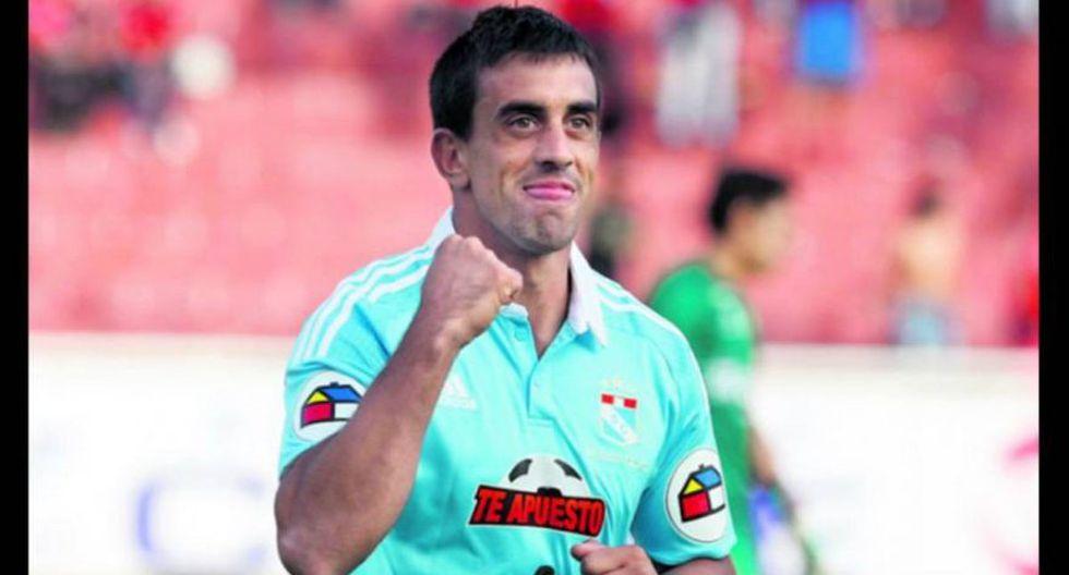 Diego Ifrán anunció que se retirará del fútbol. (Foto: USI)