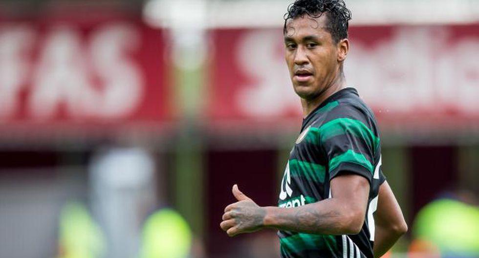 Renato Tapia no será considerado por el Feyenoord. (Foto: voetbal)