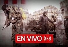Coronavirus en vivo en España, EE.UU., Perú y el mundo: deja casi 22.000 muertos y más de 400.000 infectados