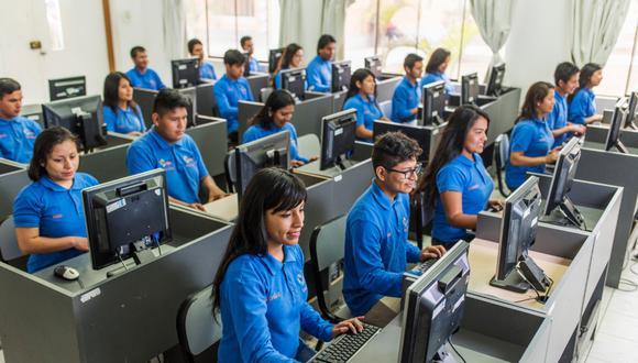 Fundación Pachacútec brinda educación a jóvenes de escasos recursos. (Foto: Difusión)