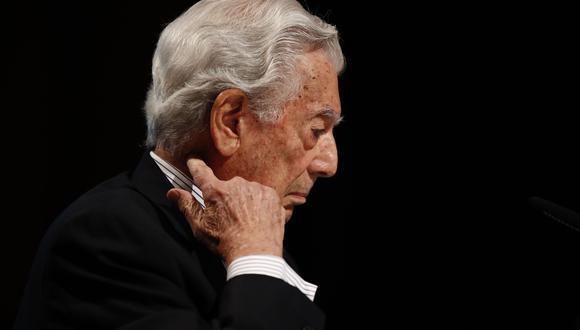 Mario Vargas Llosa pidió votar por Keiko Fujimori (Foto: EFE/Javier López)