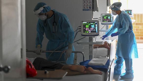 Coronavirus en Colombia   Últimas noticias   Último minuto: reporte de infectados y muertos hoy, martes 20 de abril del 2021   Covid-19   (Foto: AFP).