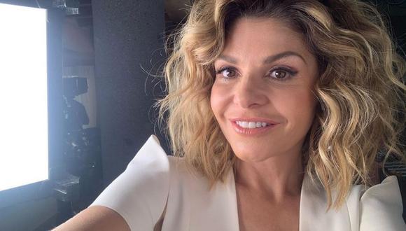 Itatí Cantoral ha contado cómo es que decidió convertirse en actriz  (Foto: Instagram / @itatic_oficial).