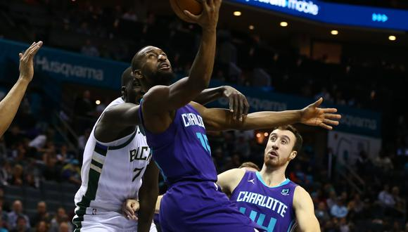 Hornets sorprendieron a los Bucks en el Spectrum Center   Foto: AP