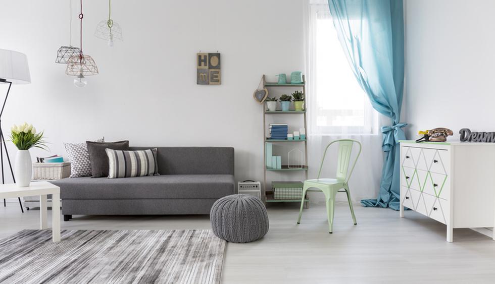 La sala de tu casa debe ser el espacio más concurrido. Cuida cada detalle. (Foto: Shutterstock)