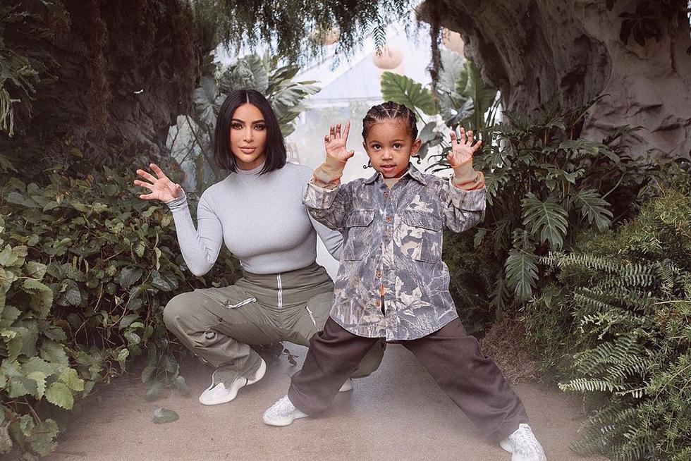 Nueva publicación de Kim Kardashian tiene más de 2 millones de 'likes' por parte de todos sus seguidores en Instagram. (Fotos: @kimkardashian)