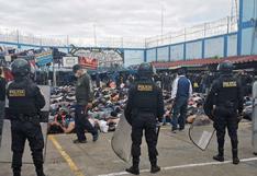 Junín: PNP toma control del penal de Huancayo donde se reportó un motín por el deceso de un reo por COVID-19 | FOTOS
